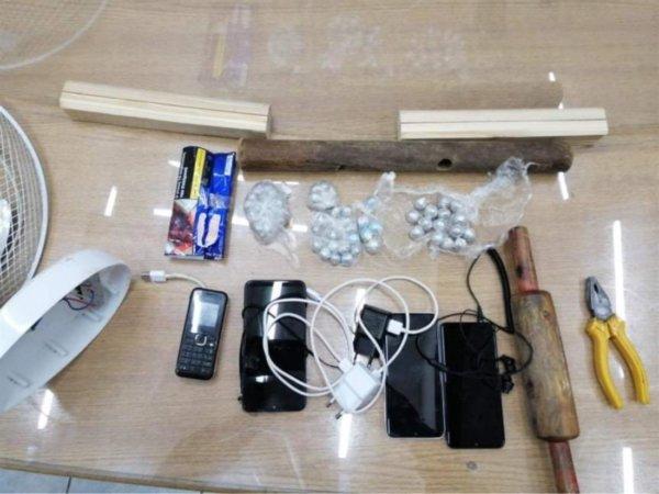 202011071608129108 600x450 - Φυλακές Λάρισας: Βρήκαν ναρκωτικά σε κρατούμενο από τον Κορυδαλλό